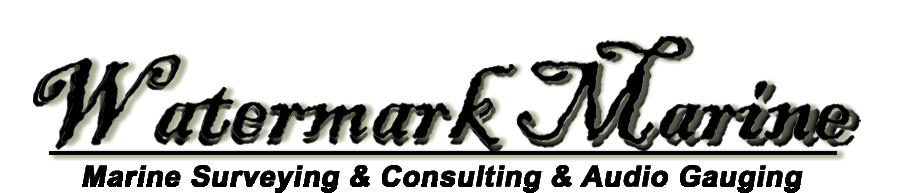 Watermark Marine Surveying & Consulting